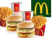 2 menus maxi big mac 14€