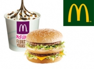 1 Big Mac ou 1 McFlurry offert