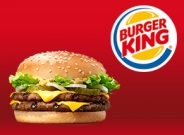 1 Big King à 1€ à l'achat d'un menu King Size