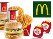 2 Menus + 2 Happy Meal 20€ !